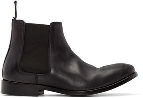 Paul Smith Black Lydon Chelsea Boots