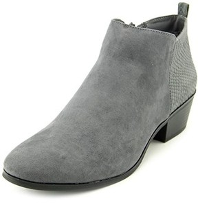 Style&Co. Style & Co Wess Women Gray Bootie.