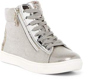 Steve Madden Peace Hi-Top Sneaker (Toddler, Little Kid, & Big Kid)