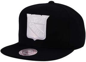 Mitchell & Ness New York Rangers Respect Snapback Cap