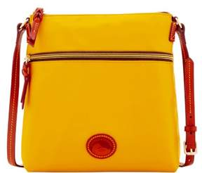 Dooney & Bourke Nylon Crossbody Shoulder Bag - YELLOW - STYLE