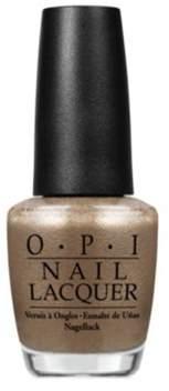OPI Nail Lacquer Nail Polish, Glitzerland.