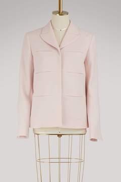 Carven Virgin wool short jacket