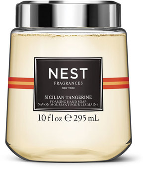 Simplehuman Simple Human NEST Fragrances Sicilian Tangerine Foaming Hand Wash Cartridge for Sensor Pump, 10 oz./ 296 mL