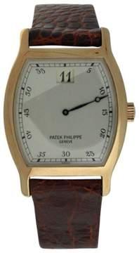 Patek Philippe Jump Hour 3969R 18K Rose Gold Watch