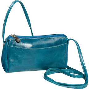 David King 3501 Florentine Top Zip Mini Bag (Women's)