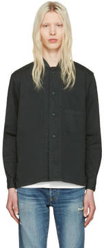 Nonnative Green Trainer Shirt