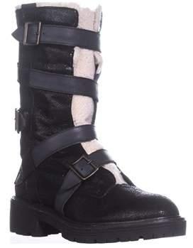 Kelsi Dagger Moore Mid Calf Boots, Black.