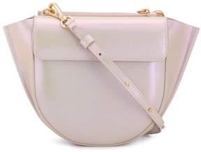Wandler mini iridescent Hortensia bag