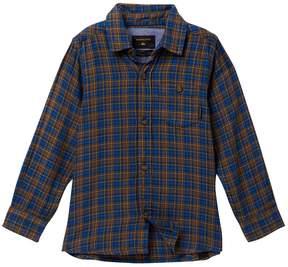 Quiksilver Phaser Setting Long Sleeve Shirt (Toddler & Little Boys)