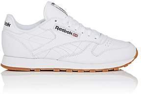 Reebok Men's Leather Classic Low-Top Sneakers