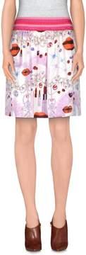 Custo Barcelona Knee length skirts