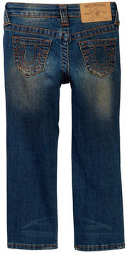 True Religion Geno Single End Destruction Jean (Toddler & Little Boys)