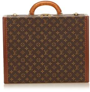 Louis Vuitton Pre-owned: Monogram President Briefcase.