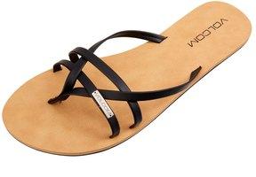 Volcom Women's Lookout 2 Flip Flop 8155624