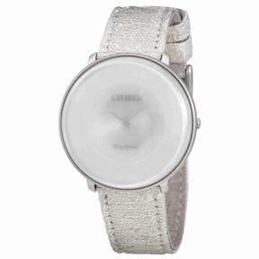 Citizen Ambiluna White Dial Ladies Watch EG7000-01A