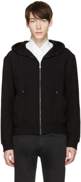 Calvin Klein Collection Black Pelver Hoodie