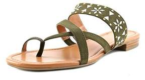 Style&Co. Style & Co Behati Open Toe Synthetic Thong Sandal.