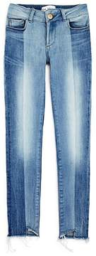 DL1961 Girls' Two-Tone Skinny Jeans - Big Kid