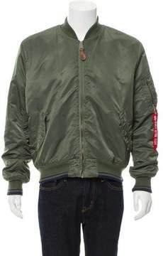 Alpha Industries Ben Sherman x Puffer Bomber Jacket