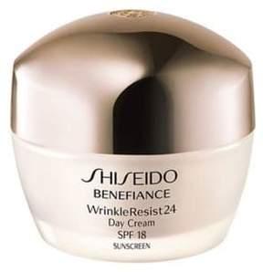 Shiseido Benefiance WrinkleResist24 Day Cream SPF 18/1.8 oz.