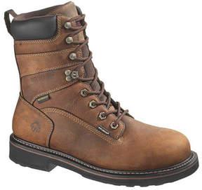 Wolverine Men's Brek Durashocks WP 8 Steel Toe EH Boot