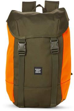 Herschel Forest & Orange Iona Backpack