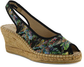 Azura Women's Gweneth Wedge Sandal