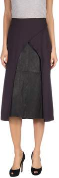Damir Doma 3/4 length skirts