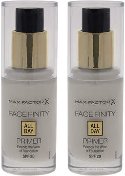 Max Factor Facefinity All Day SPF 20 Primer - Set of Two