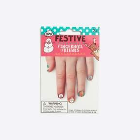 J.Crew Factory Holiday Fingernail Frien