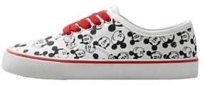MANGO Mickey Mouse sneaker