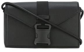 Christopher Kane Women's Black Leather Shoulder Bag.