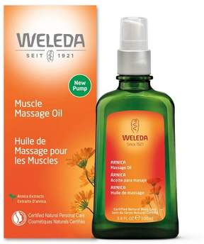 Weleda Arnica Massage Oil - 3.4 oz.