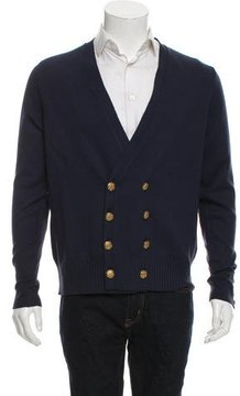 Michael Bastian Double-Breasted Wool Cardigan w/ Tags