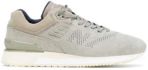 New Balance perforated lace-up sneakers