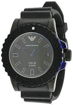 Marc Jacobs Marc by Chronograph Rock Shell Silicone Mens Watch MBM2591