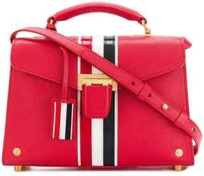 Thom Browne tri-stripe 2way bag