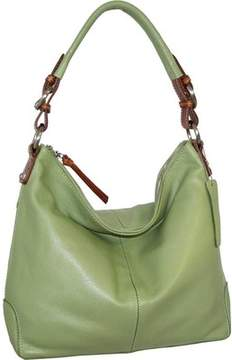 Nino Bossi Dory Leather Hobo (Women's)