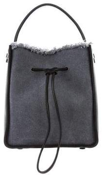 3.1 Phillip Lim Denim Soleil Bucket Bag