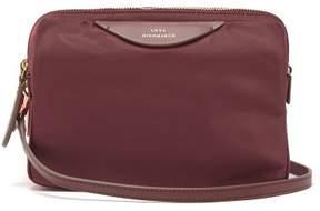 Anya Hindmarch Triple Stack Cross Body Bag - Womens - Pink Multi
