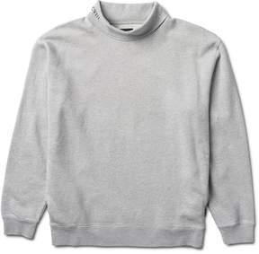 Diamond Supply Co. Diamond Mock Neck Sweatshirt