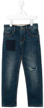Little Marc Jacobs distressed jeans