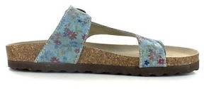 White Mountain Carly Comfort Footbed Sandal