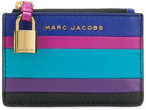 Marc Jacobs The Grind colourblock wallet