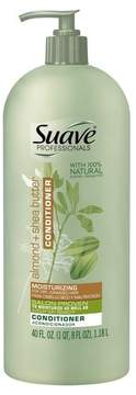 Suave Almond + Shea Butter Moisturizing Conditioner - 40oz