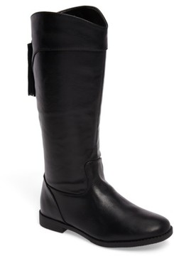 Kenneth Cole New York Girl's Kennedy Tassel Tall Boot