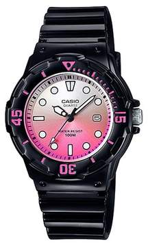 Casio Women's Analog Watch - Black