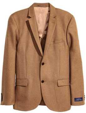H&M Textured Wool Blazer
