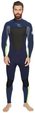 Rip Curl Omega 3/2 FL STMR Men's Wetsuits One Piece